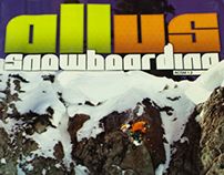 Allus Snowboarding Magazine