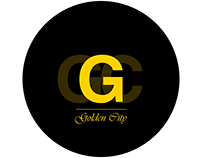 Golden City Logo Design