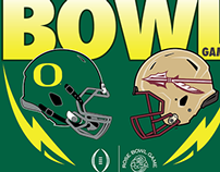 UO Bowl Game Designs