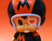 MIX BOY 6 Inch Figure/達陣男孩6吋可動公仔