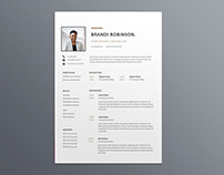 FREE Admissions Counselor Resume Template