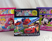 Disney Snap-in Book Set