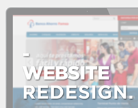 Rediseño Sitio Web Institucional + Banca en línea.
