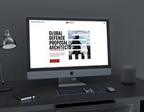 Salentis Website
