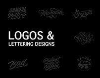 Logos & Lettering Designs