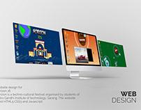 Horizon - Branding, Web design