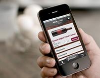 Baur au Lac Vins, Mobile Webshop