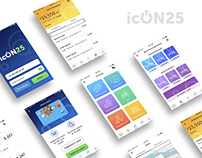 Bank app IcON25