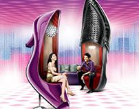 Metro Party Shoe