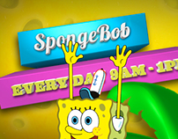 Spongebob's Pant-Tastic Summer