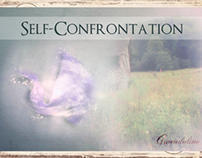 Conceptual Photo Album : Self-Confrontation