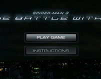 "Sony Pictures - Spider-Man 3 ""Battle Within"" Game"