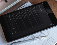 Appartment iPad App