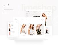Limeshop - Russian retail chain