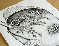 COPD cover illustration