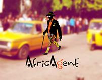 AfricAgent Identity Branding