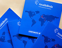 Corporate Brochure | Ansaldo Breda