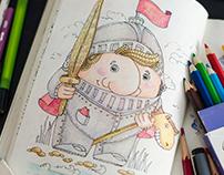 Sketchbook September 2016