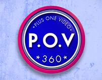 POV Logo Animation