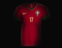 Portugal Nike Soccer Kits 2014/2015