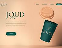 Coffee Landing Page