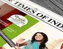 KGS Sunnyside Newspaper AD