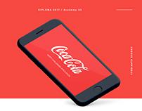 Coca-Cola - App Concept
