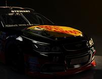 3D NASCAR