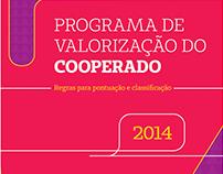 Unimed - Programa de Valorização do Cooperado (Folder)