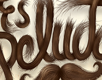 Old Spice Letterings