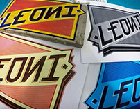 """Leoni"" Sign Painting"