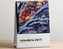 calendar «baby it's cold outside»