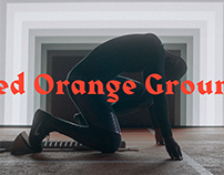 Red Orange Ground