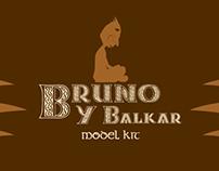 Bruno y Balkar