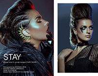 """Stay"" for Institute magazine"