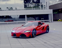 Toyota FT-1 - Idea to Life