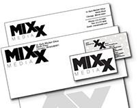 Mixx Media Identity