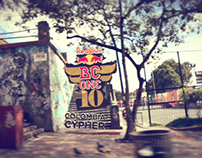 BC ONE Colombia 2013 / RED BULL