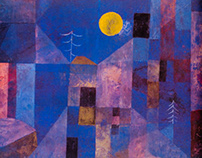 Paul Klee Moonshine