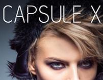 Digital Typeface: Capsule X™