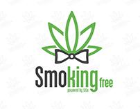 Smoking free - logo