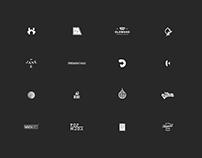 Logos&Marks — 2017