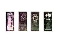 Tarot & Palm Reading Promotional Materials
