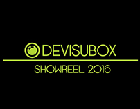 SHOWREEL DEVISUBOX 2016