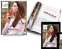 Magazine, print & tablet design