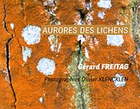 Livre - Aurores des lichens