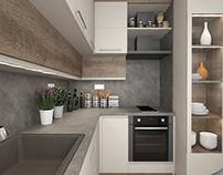 Allure - Apartment Interior Design
