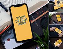 Iphone XR - Realistic Mockup