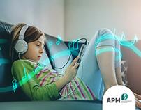 APM - Dia Mundial da Saúde - Key Visual