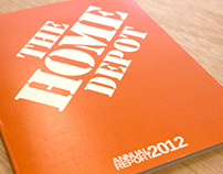 annual report :: The Home Depot